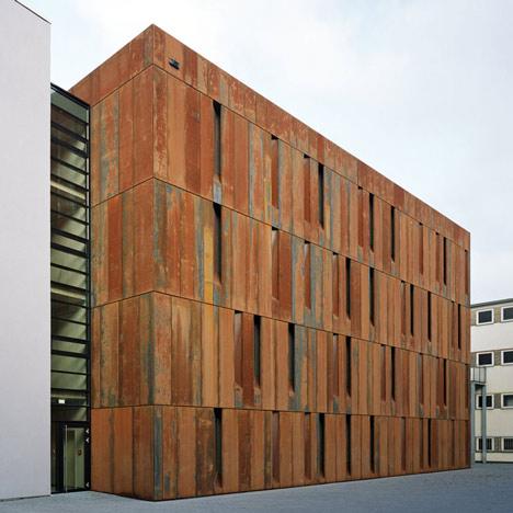 Haus der Essener Geschichte by Scheidt Kasprusch Architekten