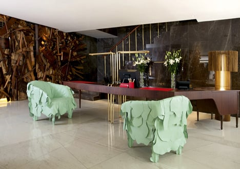 New Hotel by the Campana Brothers