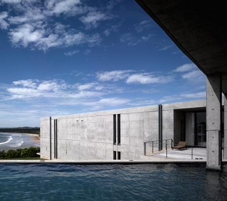 Tadao ando house project