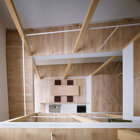 House of Slope by Fujiwarramuro Architects