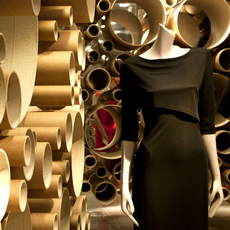 John Lewis Fashion Pavilion by Grimshaw