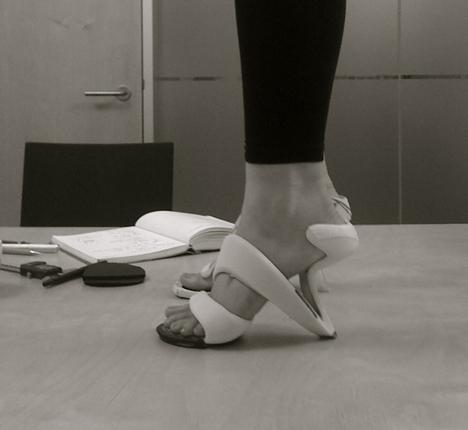 Mojito shoe by Julian Hakes
