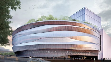 Liverpool Department Store by Rojkind Arquitectos
