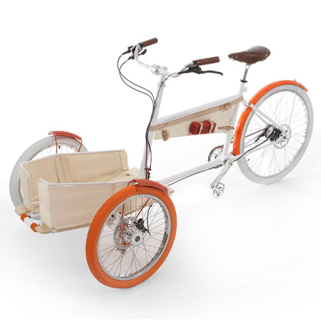 Local bicycle by fuseproject