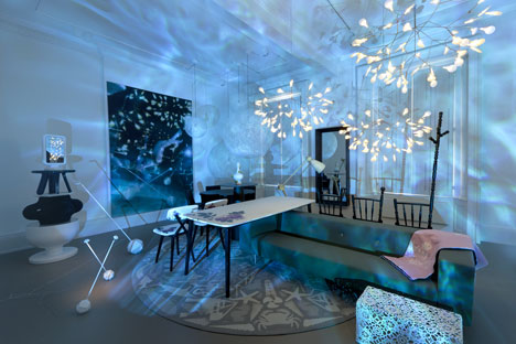 Mermaids by Marcel Wanders and Creatmosphere for Moooi