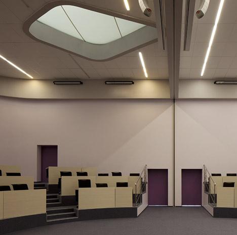 Moscow School of Management Skolkovo by Adjaye Associates