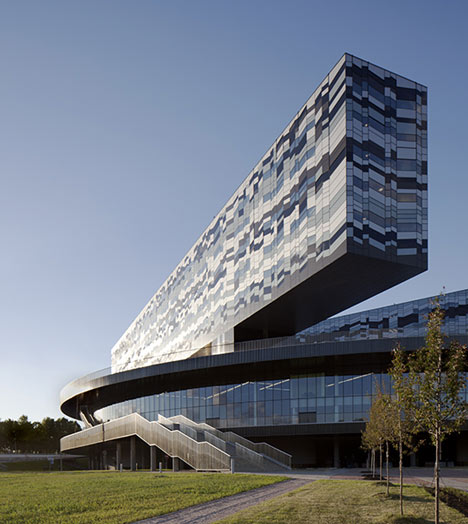 Moscow School of Management Skolkovo by Adjaye Associates