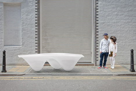 My London by Nendo for Established & Sons