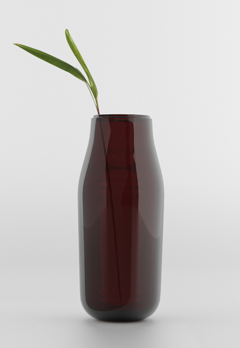 Natura Jars by Héctor Serrano for La Mediterránea
