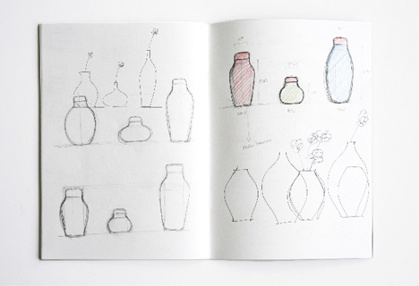 Natura Jars by Héctor Serrano for La Mediterránea