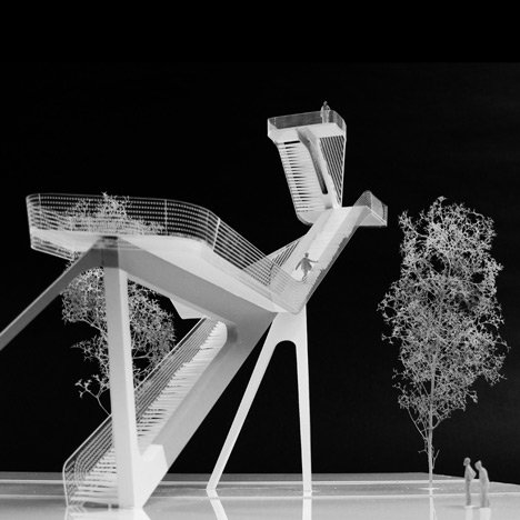 Observation Tower by UNStudio