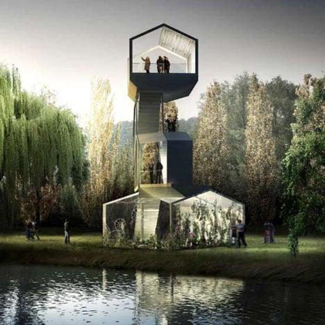 Parc des Bords de Seine by HHF Architects