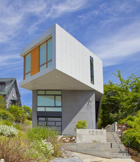 Phinney Modern by Elemental Architecture