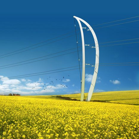 Pylon for the Future competition shortlist announced