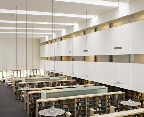 Regional Library and Knowledge Centre by Török és Balázs Építészeti