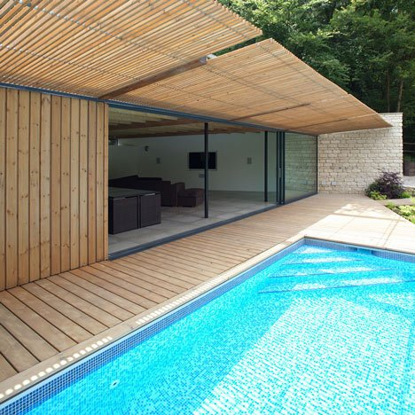 Roundles  by H2 Architecture