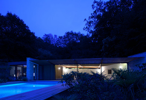 Roundalls by H2 Architecture