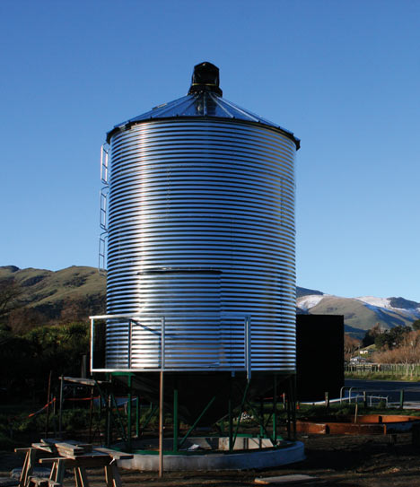 Silo Stay Little River by F3 Design