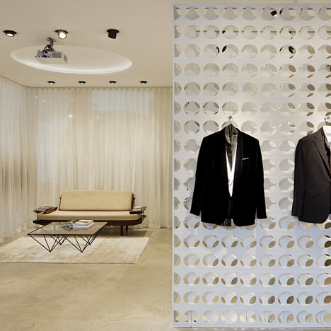 Spencer Hart flagship store by Shed and Nick Hart