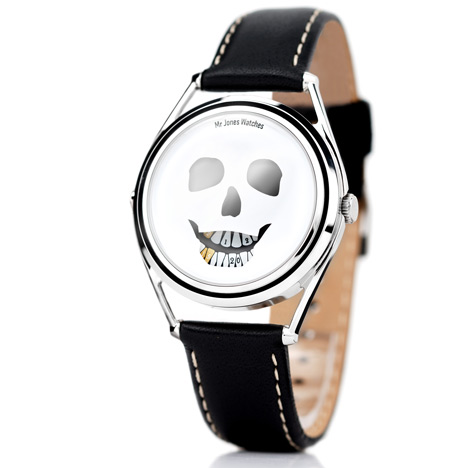 The Last Laugh by William Andrews for Mr Jones Watches