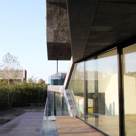 Villa van Lipzig by Loxodrome