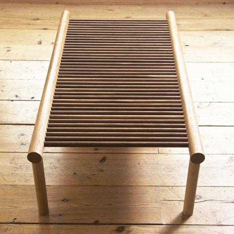 Woodware by Max Lamb at Gallery Fumi