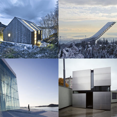 Dezeen archive: Norway