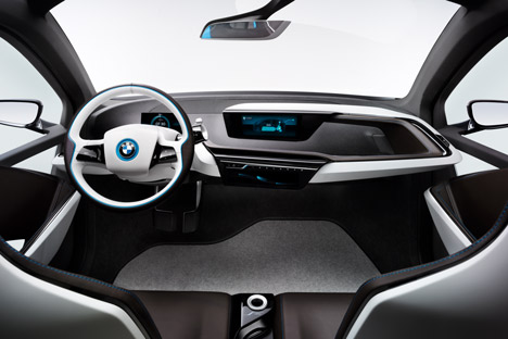 i3 Concept and i8 Concept by BMW