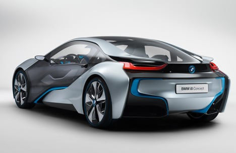 I3 Concept And I8 Concept By Bmw Dezeen