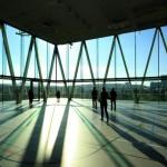 Dezeen podcast: Laufen Swiss architecture tour 2011