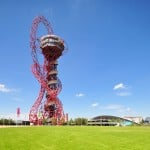 "Anish Kapoor and Cecil Balmond's Olympic sculpture is ""a grower""- The Guardian"