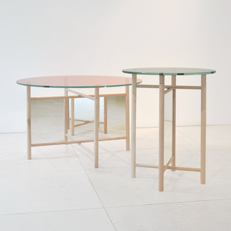 Elias & Son tables by llot llov
