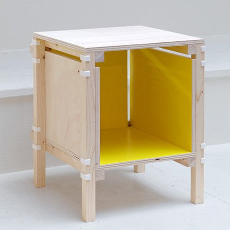 Inside Out Furniture by Minale-Maeda