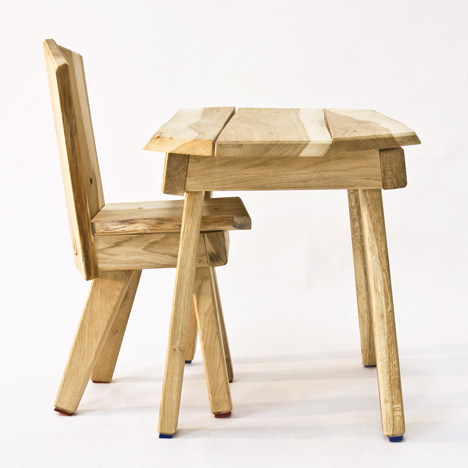 Kids' Furniture by Bo Reudler Studio