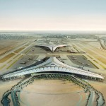 Kuwait International Airport by Foster + Partners
