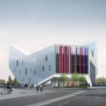 Lil/Euralille Youth Centre By JDS Architects