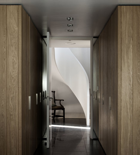 Mission Hall by Adam Richards Architects