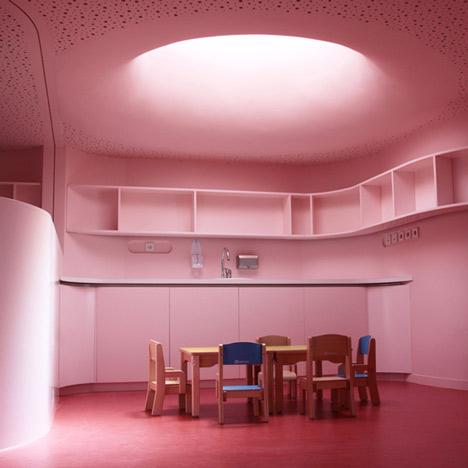 Nursery in Sarreguemines by Michel Grasso