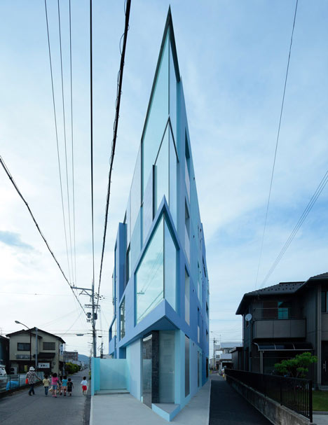 On The Corner by Eastern Design Office