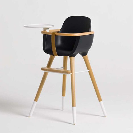 Ovo high chair by CuldeSac & Ovo high chair by CuldeSac | Dezeen