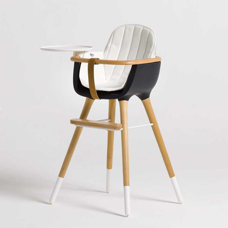 Ovo high chair by CuldeSac