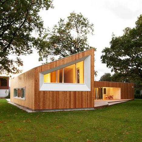 Private house in Tallinn by KAMP Arhitektid