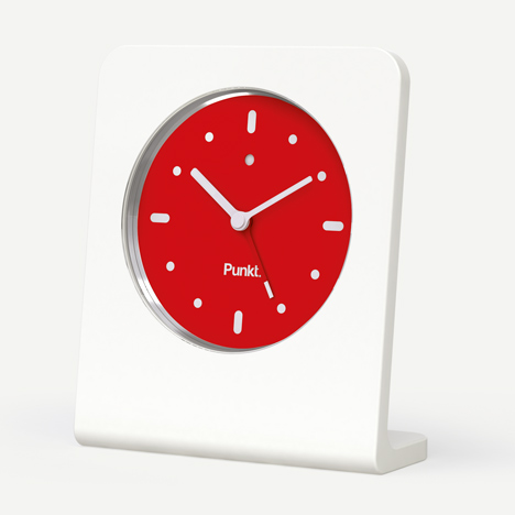AC 01 Clock by Punkt.