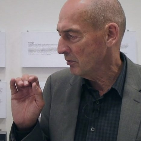 Dezeen Screen: Rem Koolhaas