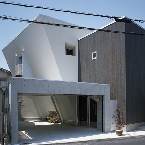 Shigita House by Masato Sekiya