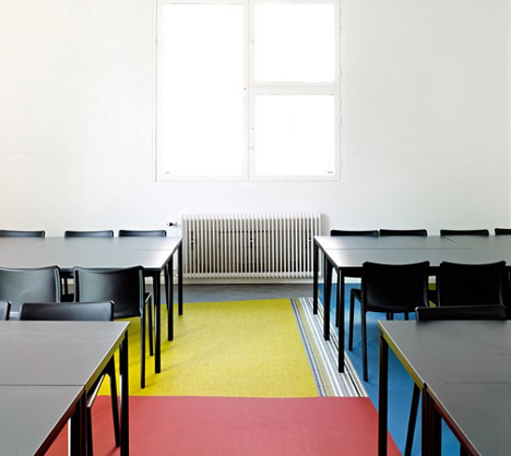 Stadsmissionen School by Codesign