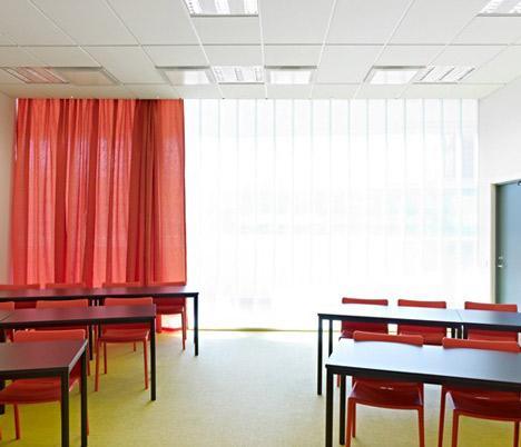 Stadsmissionen School by Codesign
