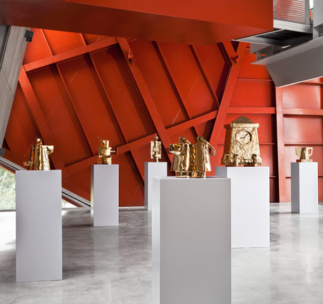 Studio Job and the Groninger Museum