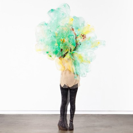 Temporary Trees by Raw Color and Mkgk