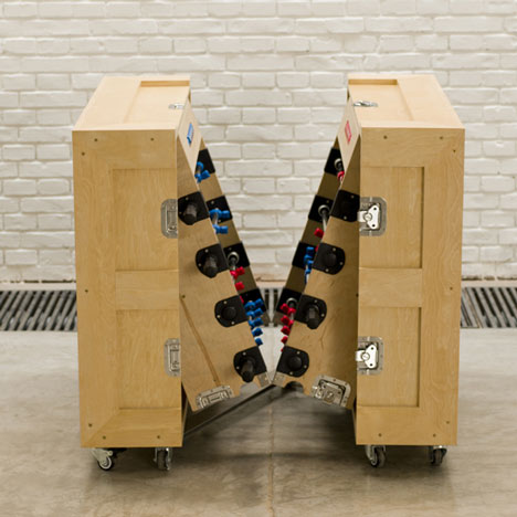 The Crates by Naihan Li
